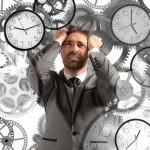 Burnout durch Streß