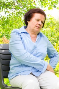 Hüftschmerzen - Thaimassage kann Schmerzen lindern