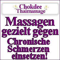 Massagen gegen chronische Schmerzen