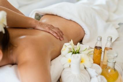 Aromaölmassage Thai Massage