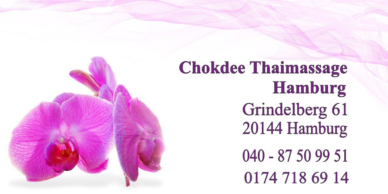 Thai Massage Hamburg