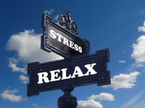 Stress führt zu Muskelverspannungen