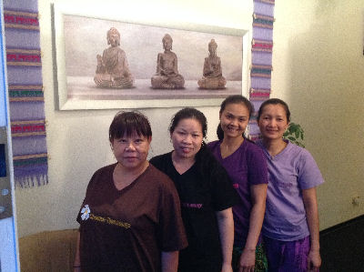 Chokdee Thaimassage Team