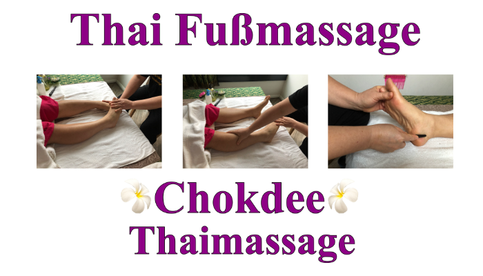 Thai Fußmassage Hamburg