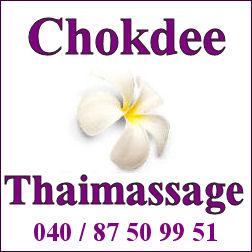 Chokdee Thaimassage Hamburg