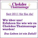 Chokdee Thaimassage - Über uns!